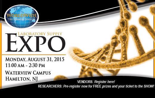 Worldwide Life Sciences Lab Supply Expo