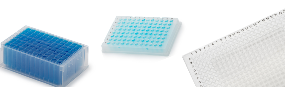 Microplates, 96 well skirted PCR plates, smi-skirted PCR plates, PCR plates, 96 well plates, skirted PCR plates, semi skirted PCR plates, 96 well, 384 well, PCR plates, microtitre plates, deep well plates, sterile plates