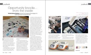 Vitl features in New Design Magazine 2014 Yearbook