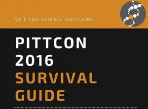 Vitl's Pittcon 2016 Survival guide